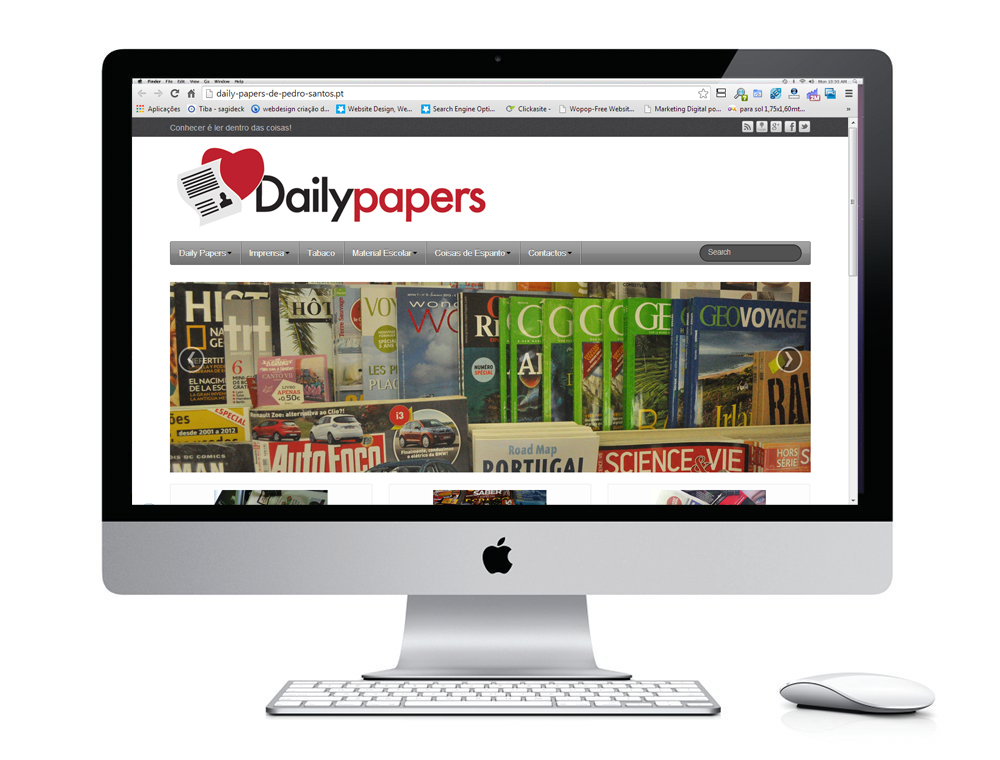 daily-papers-website