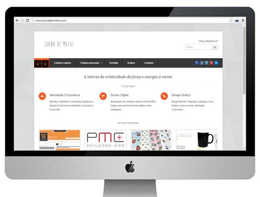 Implementação – WordPress